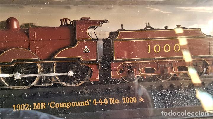 Züge Spur: SUPER LOTE 4 TRENES - 37.CM LARGO DE PASTA MAQUETA - SIN USO EN BLISTER - Foto 10 - 150490446