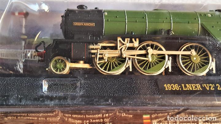 Züge Spur: SUPER LOTE 4 TRENES - 37.CM LARGO DE PASTA MAQUETA - SIN USO EN BLISTER - Foto 14 - 150490446