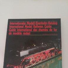 Trenes Escala: CATALOGO ANUAL 1978/1979 ESCALA H0. TODAS LAS MARCAS. . Lote 150659090