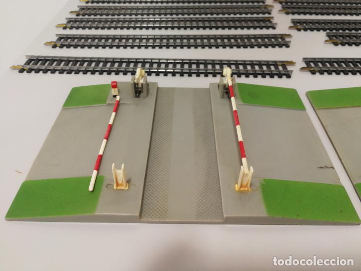 Trenes Escala: LOTE VÍAS PASO A NIVEL H0 JOUEF - Foto 6 - 150768558