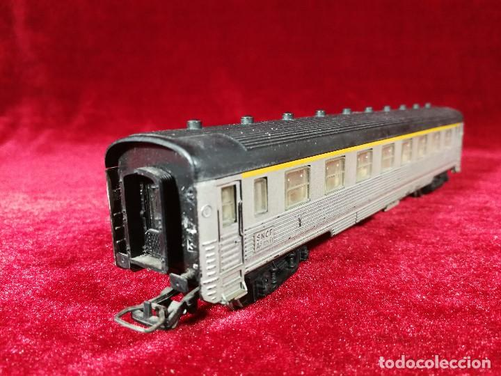 VAGON JOUEF ESCALA H0 SNCF A8 MYFL (Juguetes - Trenes Escala H0 - Otros Trenes Escala H0)