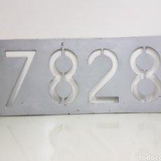 Trenes Escala: LA CAMBIARIA 7828 MEDIDAS 44 X 19 CM. Lote 151087081
