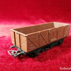 Trenes Escala: JOUEF TREN VAGON CARGA ABIERTO ESCALA H0 . Lote 151202238