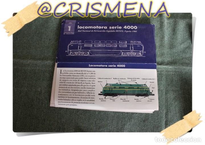 Trenes Escala: COLECCION DE LOCOMOTORAS DEL MUNDO HERALDO DE ARAGON VER FOTOS PARA ESTADO - Foto 3 - 152031138