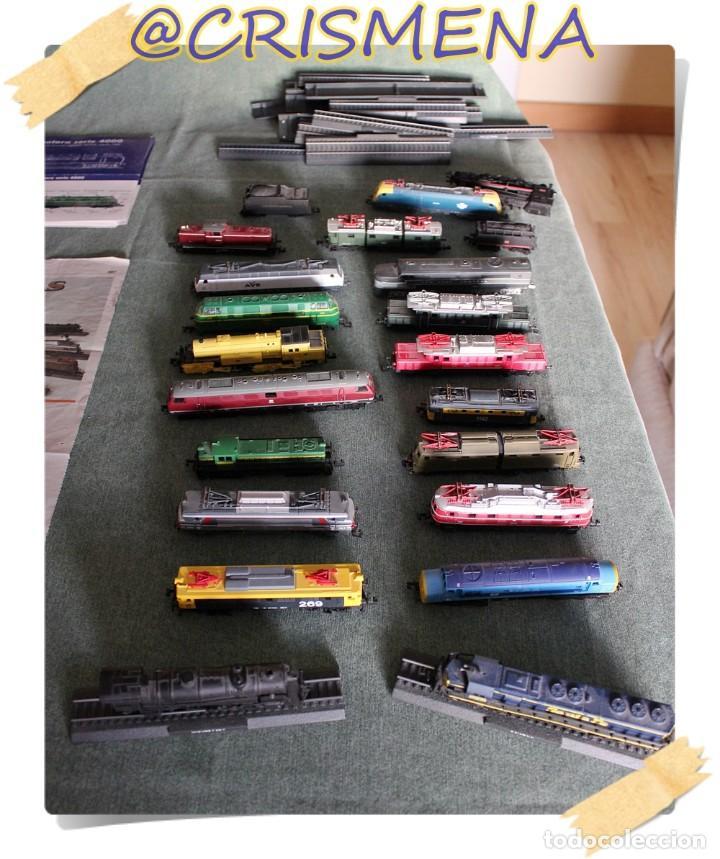 Trenes Escala: COLECCION DE LOCOMOTORAS DEL MUNDO HERALDO DE ARAGON VER FOTOS PARA ESTADO - Foto 4 - 152031138