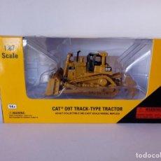 Trenes Escala: 1:87 NORSCOT CAT BULLDOZER D9T USADO. Lote 152536278