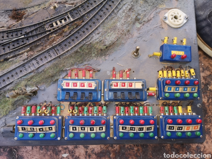Trenes Escala: Maqueta de tren marca marklín, más de 2 metros por 1 y medio ESCALA H0 - Foto 3 - 182561168