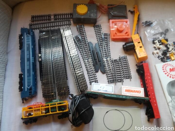 Trenes Escala: Tren mehano escala h0 - Foto 2 - 153439884