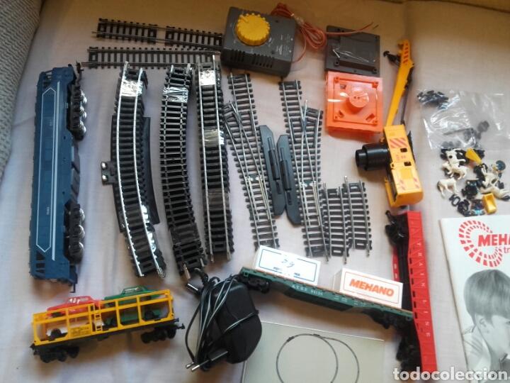 Trenes Escala: Tren mehano escala h0 - Foto 3 - 153439884