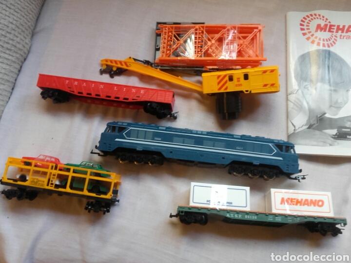 Trenes Escala: Tren mehano escala h0 - Foto 4 - 153439884