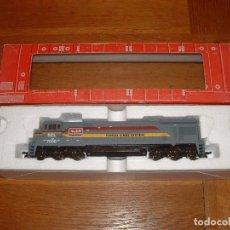 Trenes Escala: LOCOMOTORA ATLAS C30-7 FAMILY LINES SYSTEM-#7030 ESCALA H0. Lote 153788662