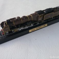 Trenes Escala: MAQUETA DE LOCOMOTORA DE TREN PACIFIC CHAPELON NORD. Lote 153876206