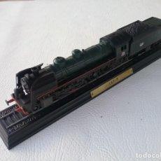 Trenes Escala: MAQUETA DE LOCOMOTORA DE TREN 141 R. Lote 153877006