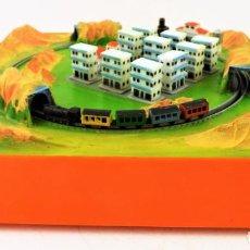 Trenes Escala: TREN A PILAS FERROCARRIL MINITREN DE DUVER. Lote 154365150