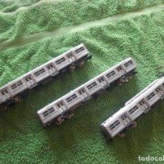Trenes Escala: COMPOSICIÓN DE TREN LIGERO, MARCA JOUEF. Lote 154478066