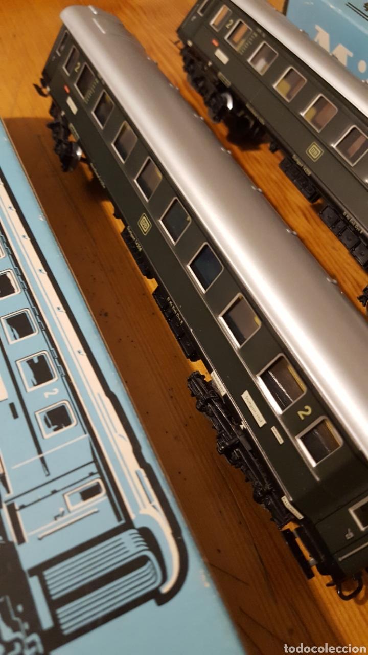 Trenes Escala: Lote dos vagones tren Marklin - Foto 5 - 155679102