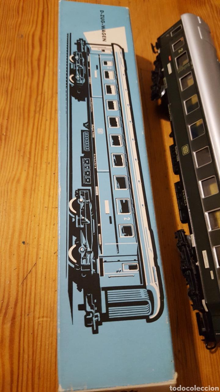 Trenes Escala: Lote dos vagones tren Marklin - Foto 6 - 155679102