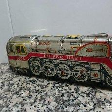 Trenes Escala: MAQUINA DE TREN SILVER DART 3506. Lote 155879590