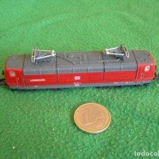 Trenes Escala: MÁQUINA DEL TREN MINIATURA ¡¡ OFERTA 10 € !!. Lote 155988506