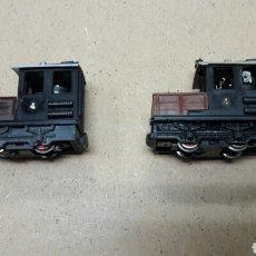 Trenes Escala: 2 LOCOMOTORAS HOE SIN FUNCIONAMIENTO ENVIO INCLUIDO. Lote 156514846