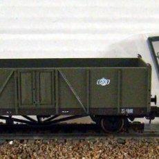 Trenes Escala: VAGON BORDES ALTOS DE LILIPUT REF 21719. Lote 156587378