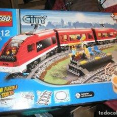 Trenes Escala: LEGO SET REF:7938 LEGO TREN DE CERCANIAS NUEVO A ESTRENAR CON PRECINTOS SELLADO.DESCATALOGADO. Lote 156697870