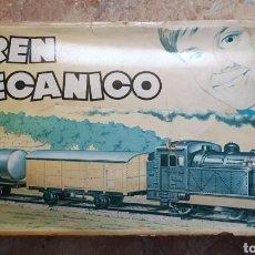 Trenes Escala: TREN MECÁNICO DE GEYPER. Lote 156702096