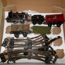 Trenes Escala: TREN A CUERDA BRITISH RAILWAYS 3 82011 . Lote 156761082