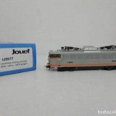 Trenes Escala: JOUEF H0 HJ 2077 LOCOMOTORA ELÉCTRICA BB8630 SCNF DIGITAL NUEVA OVP. Lote 156809270