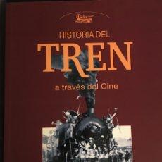 Trenes Escala: HISTORIA DEL TREN A TRAVÉS DEL CINE. Lote 156860666