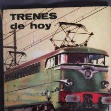 Trenes Escala: TRENES DE HOY. Lote 156864777