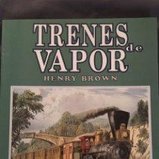 Trenes Escala: TRENES DE VAPOR. Lote 156872910