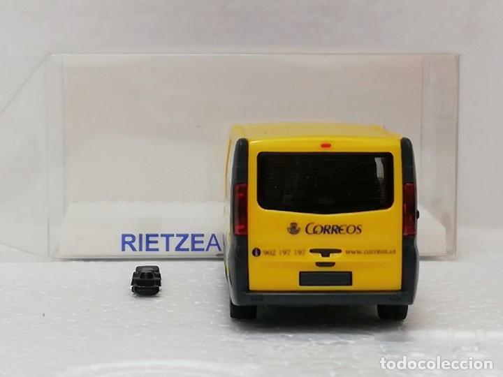 Rietze Opel Vivaro coche ambulancia ASB Berlin-sur 51329