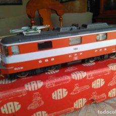 Trenes Escala: LOCOMOTORA HAG HO REF 211.. Lote 158549066