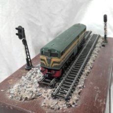 Trenes Escala: LOCOMOTORA ALCO 2161.. Lote 159348928