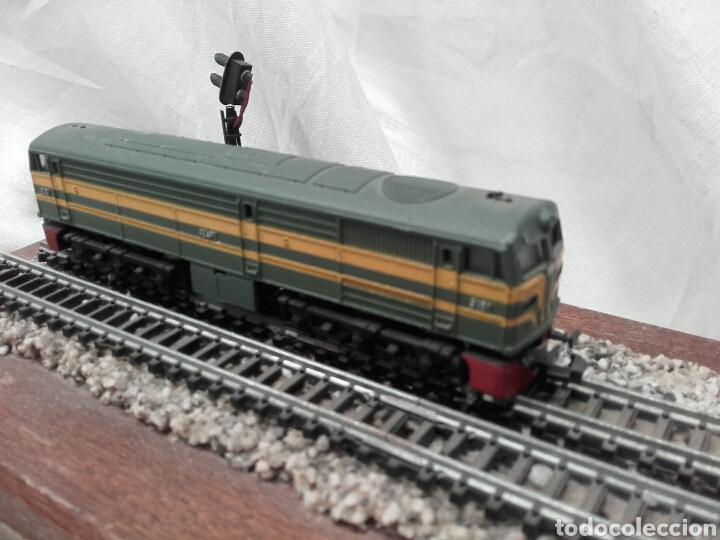 Trenes Escala: LOCOMOTORA ALCO 2161. - Foto 3 - 159348928