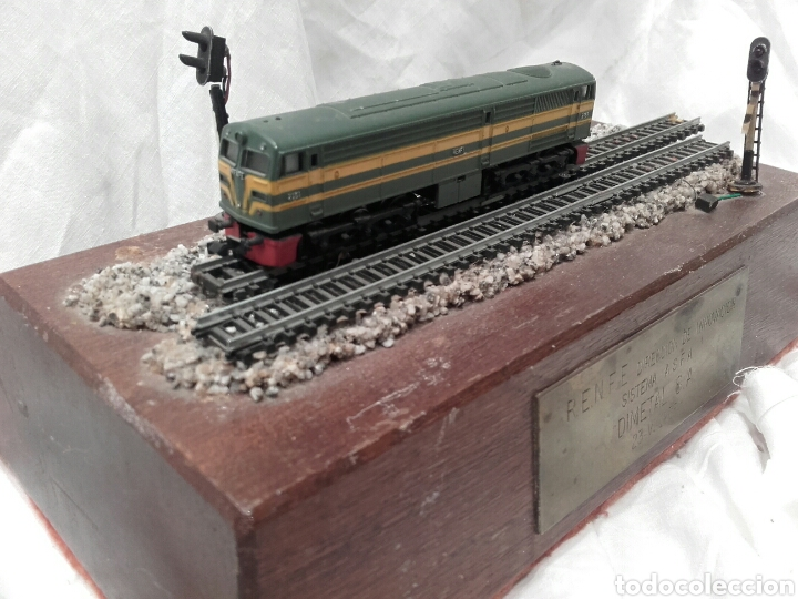 Trenes Escala: LOCOMOTORA ALCO 2161. - Foto 4 - 159348928