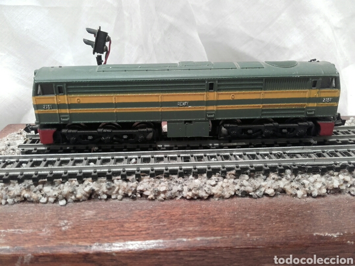 Trenes Escala: LOCOMOTORA ALCO 2161. - Foto 5 - 159348928