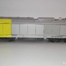Trenes Escala: TRIX H0 22082 LOCOMOTORA DIESEL ER 20 DE LA DB IMPECABLE. Lote 159764538