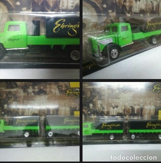 Trenes Escala: Camión Americano ESCALA H0 1/87 - Foto 4 - 119028771