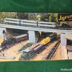 Trenes Escala: TREN JYESA A PILAS ESC. H0. Lote 161109914