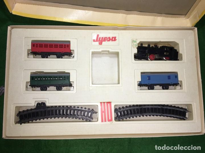 Trenes Escala: TREN JYESA A PILAS ESC. H0 - Foto 2 - 161109914
