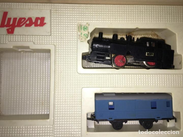 Trenes Escala: TREN JYESA A PILAS ESC. H0 - Foto 6 - 161109914