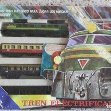 Trenes Escala: TREN VALTOY REF. 753 PASAJEROS CON INSTRUCCIONES,TREN DE JUGUETE, TREN ANTIGUO , JUGUETE ANTIGUO. Lote 161490506