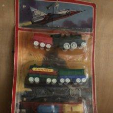 Trenes Escala: TREN ANTIGUO A ESTRENAR 1980. Lote 161604612