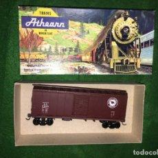 Trenes Escala: VAGON ATHEARN ALGOMA CENTRAL. Lote 161941434