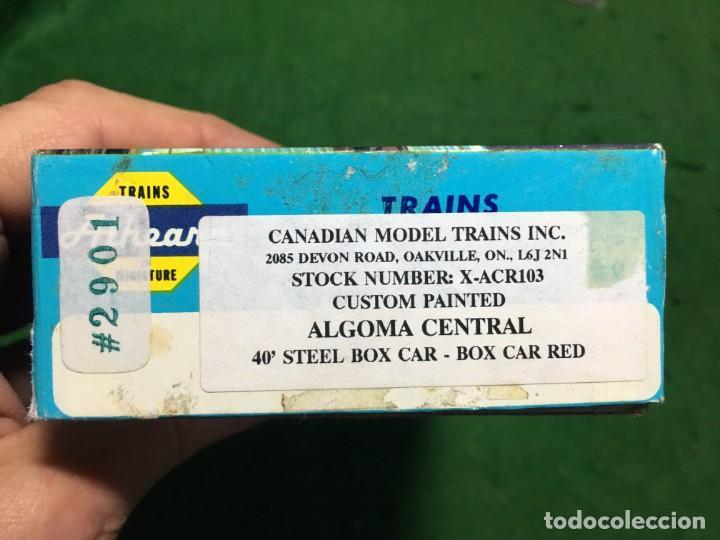 Trenes Escala: VAGON ATHEARN ALGOMA CENTRAL - Foto 5 - 161941434