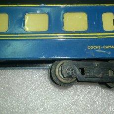 Trenes Escala: VAGON - S DE TREN , ... VER FOTOS , SE ADMITEN OFERTAS . Lote 162425522