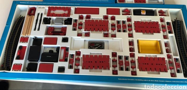 Trenes Escala: Lote 3 Fischer technik Bau Spiel Bahn construction model railway tren construcción - Foto 4 - 163000981