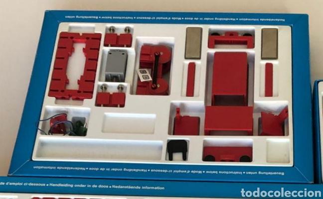 Trenes Escala: Lote 3 Fischer technik Bau Spiel Bahn construction model railway tren construcción - Foto 6 - 163000981